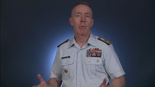 Cyberspace is an operational domain for the Coast Guard - Video