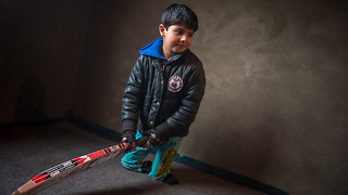 Legless Boy Dreams Of Becoming A Cricketer - Video