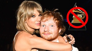 Taylor Swift BOYCOTTING the 2018 Grammys with Ed Sheeran & Other Famous Friends - Video