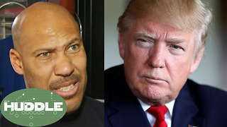 Should LaVar Ball Have Been MORE Grateful Towards Donald Trump for LiAngelo's Release? The Huddle