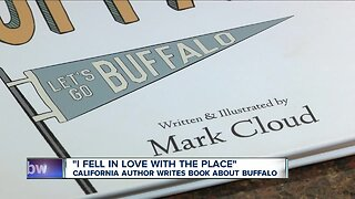 California author writes book about Buffalo