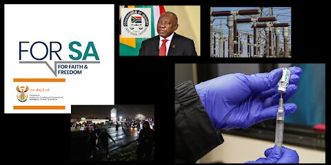 Opinionated News 14 April 2021 – JJ Vaccine Suspended, Zondo Commission Shenanigans, and More!