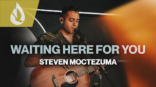 Waiting Here for You (by Martin Smith) | Acoustic Worship Cover by Steven Moctezuma