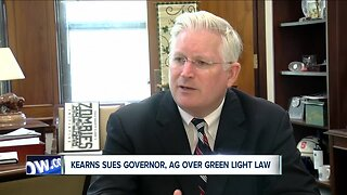 Kearns sues Governor, AG over Green Light Law