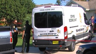 Police investigating after 3 bodies were found - Video