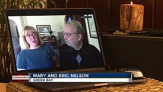 A Green Bay COVID-19 survivor shares his story