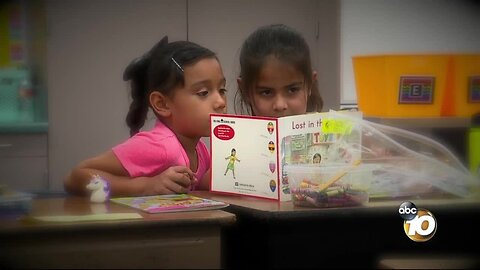 Project Literacy: 10News Special