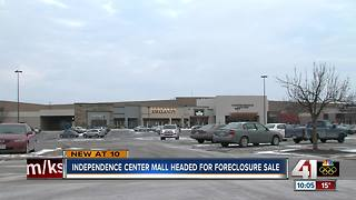 Firm: Metro mall headed for foreclosure sale