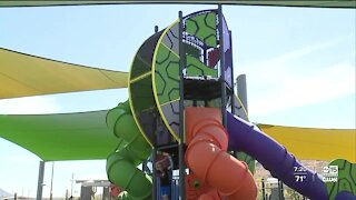 New park opens in Peoria with something for everyone