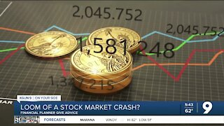 Loom of a stock market crash?