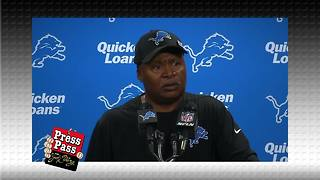 The Lions QB get injured in 27-24 loss - Video