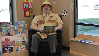 """Read Across America – Richard Parker reads """"The Day You Begin"""" by Jacqueline Woodson"""