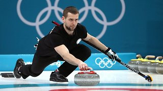 Olympic Russian Curler Tests Positive On 2nd Doping Test - Video