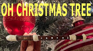 How to Play O Christmas Tree on the Recorder