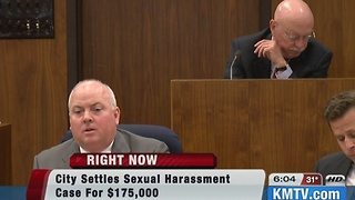 City of Omaha settles sexual harassment case - Video