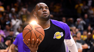 LeBron James Faces the Toughest Challenge of His Career in Los Angeles
