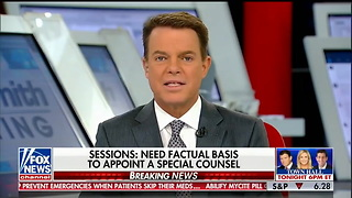 Shep Smith Breaks From Fox News, Shuts Down Network's 'Uranium One' Hysteria - Video
