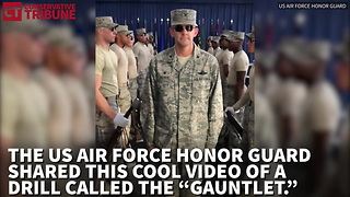 US Air Force Gauntlet - Video
