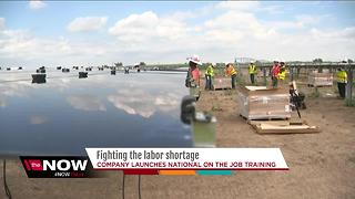Training Programs to Fight the Labor Shortage - Video