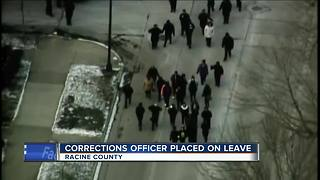Racine correction officer under investigation over social media posts - Video