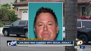 Carlsbad man charged with sexual assault