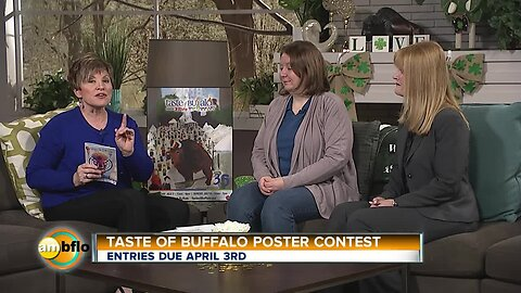 12th Annual Taste of Buffalo Poster Art Contest