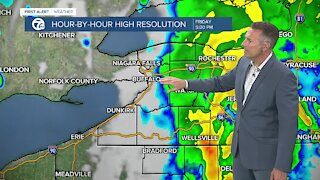 7 First Alert Forecast Noon Update, Thursday, May 6
