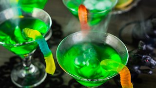 Sweet Drinks: 3 Candy Cocktail Recipes - Video