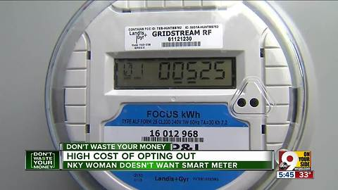Duke makes it expensive to opt out of smart meter