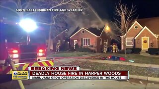 Firefighters give update on deadly house fire in Harper Woods