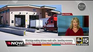 ADOT: Smartphone app making roads safer - Video
