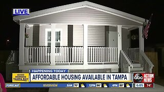 New affordable housing available in Tampa's University Area