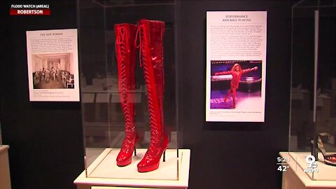Traverse 200 years with Taft's 'Walk This Way' shoe exhibit