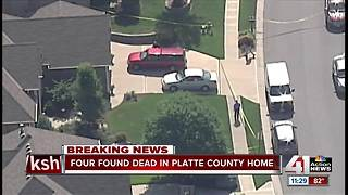 4 people found dead in Platte County home - Video