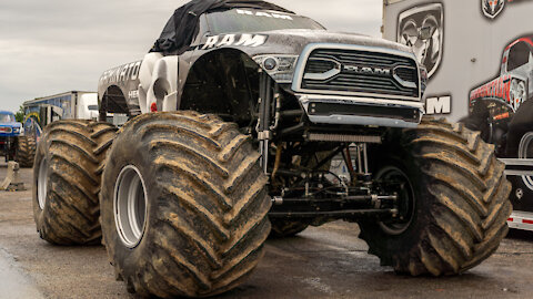 Raminator - The World's Fastest Monster Truck | RIDICULOUS RIDES