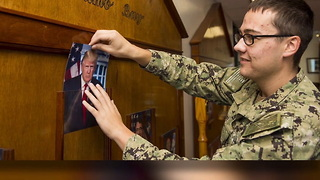 Gitmo Gets Special 'Gift' From Trump - Video