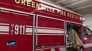 Greenville Fire station referendum - Video