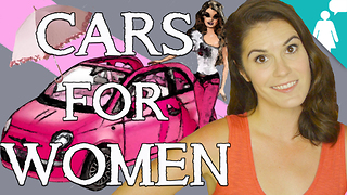Stuff Mom Never Told You: Women According to Cars for Women - Video