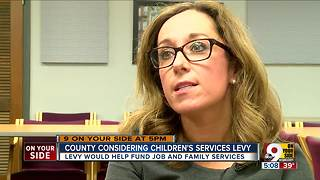 County considering children's services levy - Video