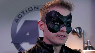 The Trouble With Attractive Supervillains - Video