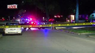 Man shot and killed on Parkwood in Inkster - Video