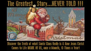 Charlie Freak Teaches the Greatest Story Never Told