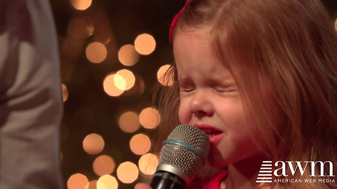Everyone Who Watches, Agrees. This Is The Cutest Rendition Of 'Let There Be Peace On Earth'