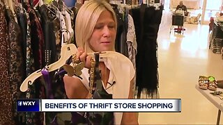 National Thrift Shop Day is Saturday August 17