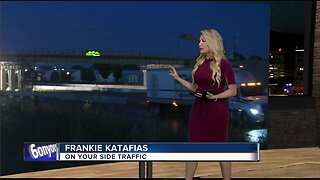 7/9 On Your Side Traffic Report: Karcher Road Overpass