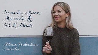 (S4E12) Grenache, Shiraz, Mourvedre, and GSM Blends with Rebecca Goodpasture, Sommelier