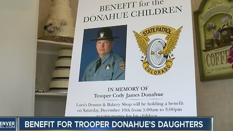 Benefit for Trooper Donahue's daughters