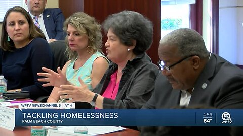 Rep. Frankel hosts roundtable on homelessness, affordable housing in Palm Beach County