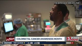 Doctors stress screenings for colorectal cancer
