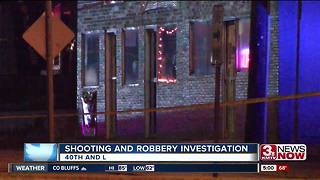 OPD investigate shooting near 40th & L - Video